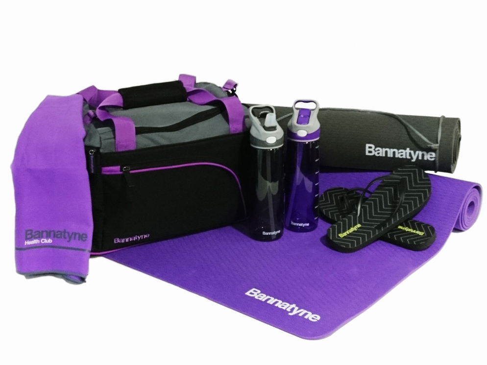 Branded Retail Products for Health Club