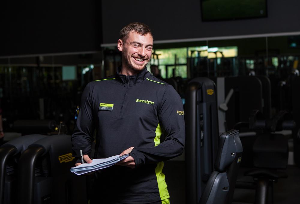Leisure Uniform Supplier to Bannatyne Gyms