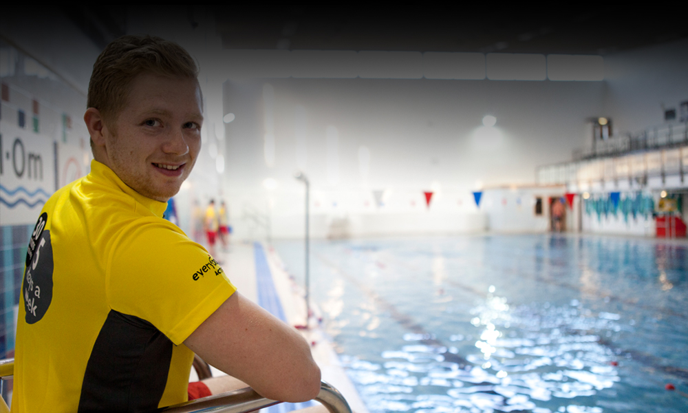 Personalised Uniforms Branded for Leisure Centres and Gyms